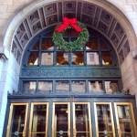chicago cultural center christmas