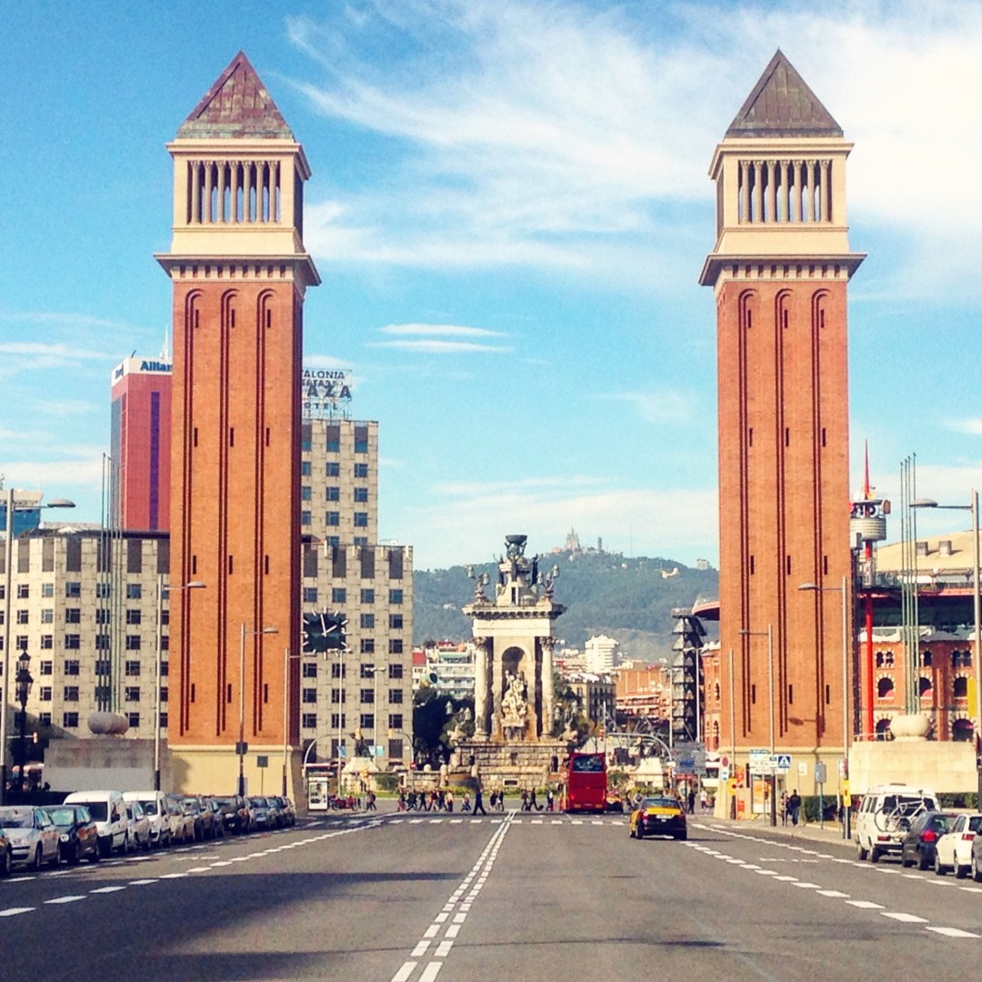 Barcelona monuments