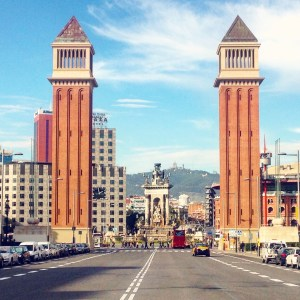 Barcelona monuments