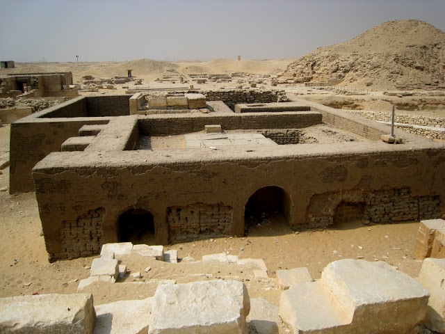 egypt tombs