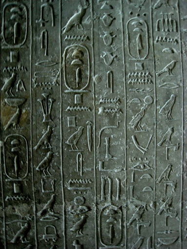 hieroglyphics egypt