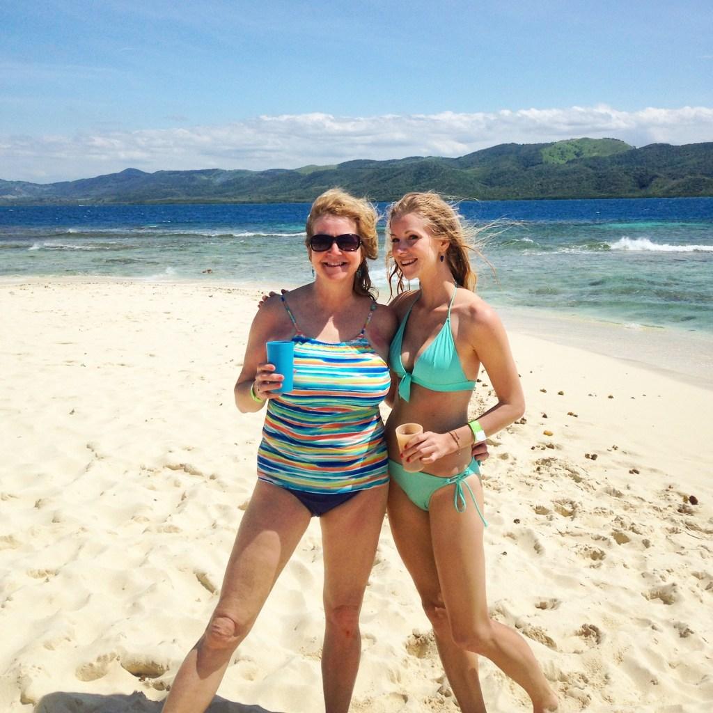 paradise island boat trip