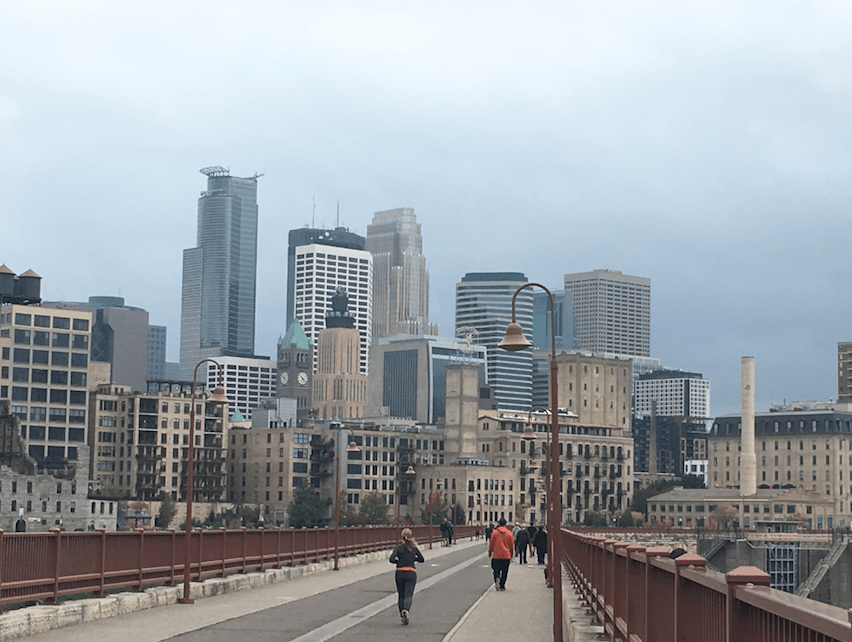 minneapolis on a budget