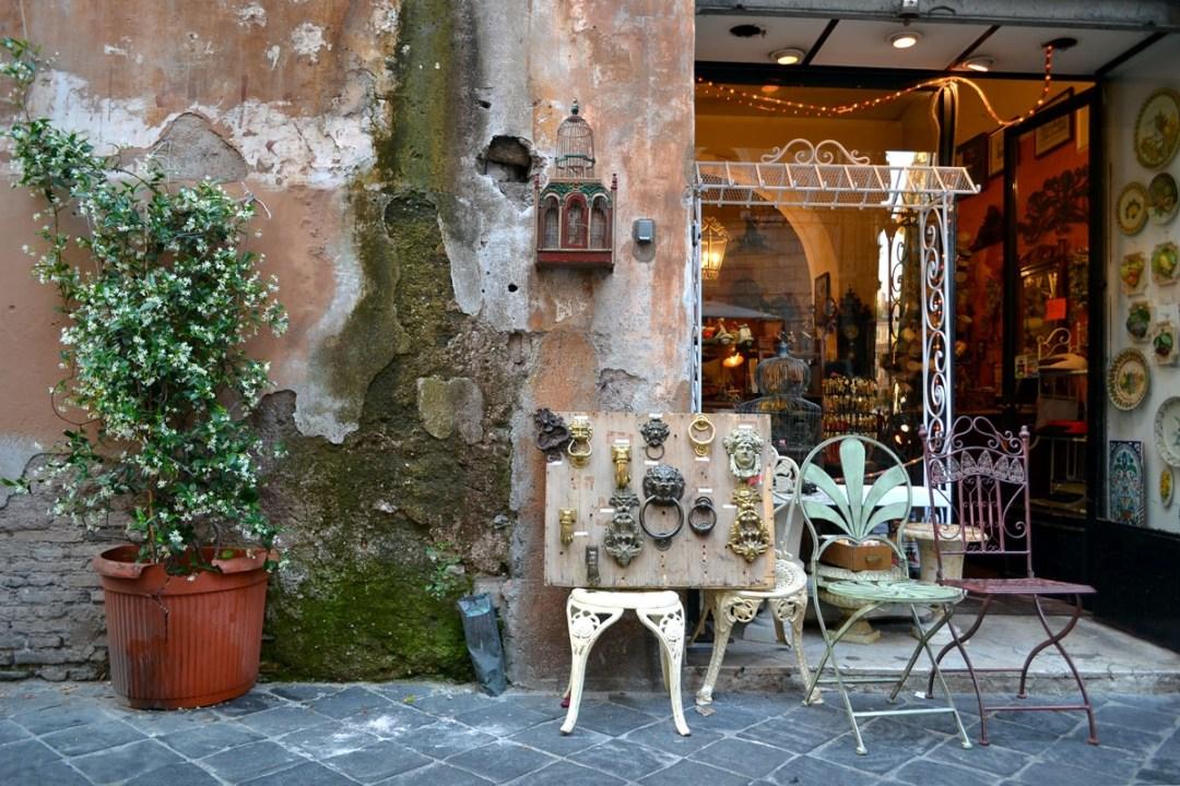 rome patio