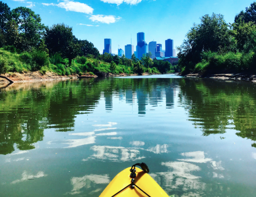 houston kayak rental