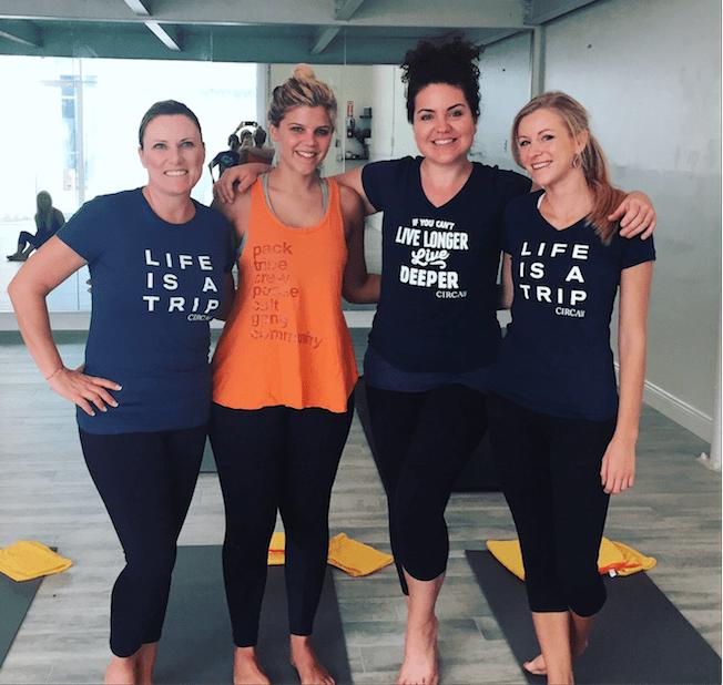 tropical vinyasa yoga miami