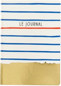paris travel journal gift