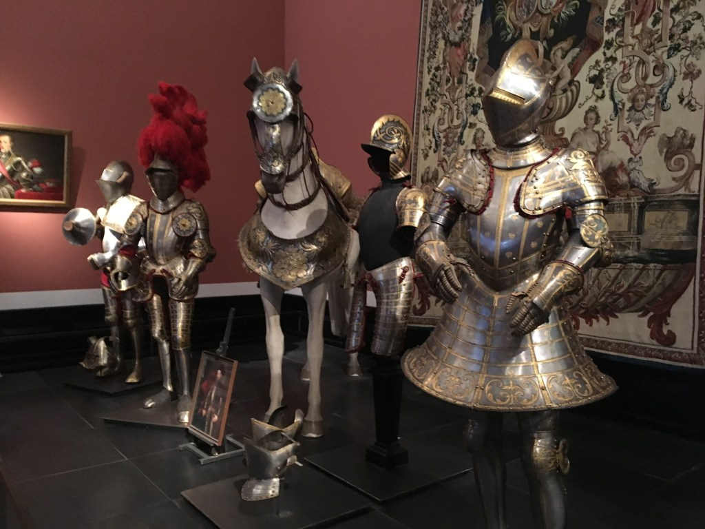 arms and armor collection vienna