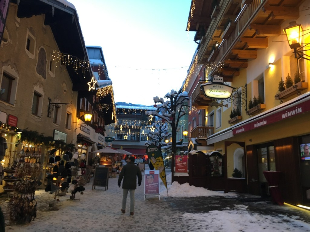 zell am see january