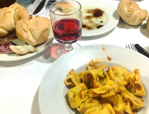 best lunch in modena osteria ermes