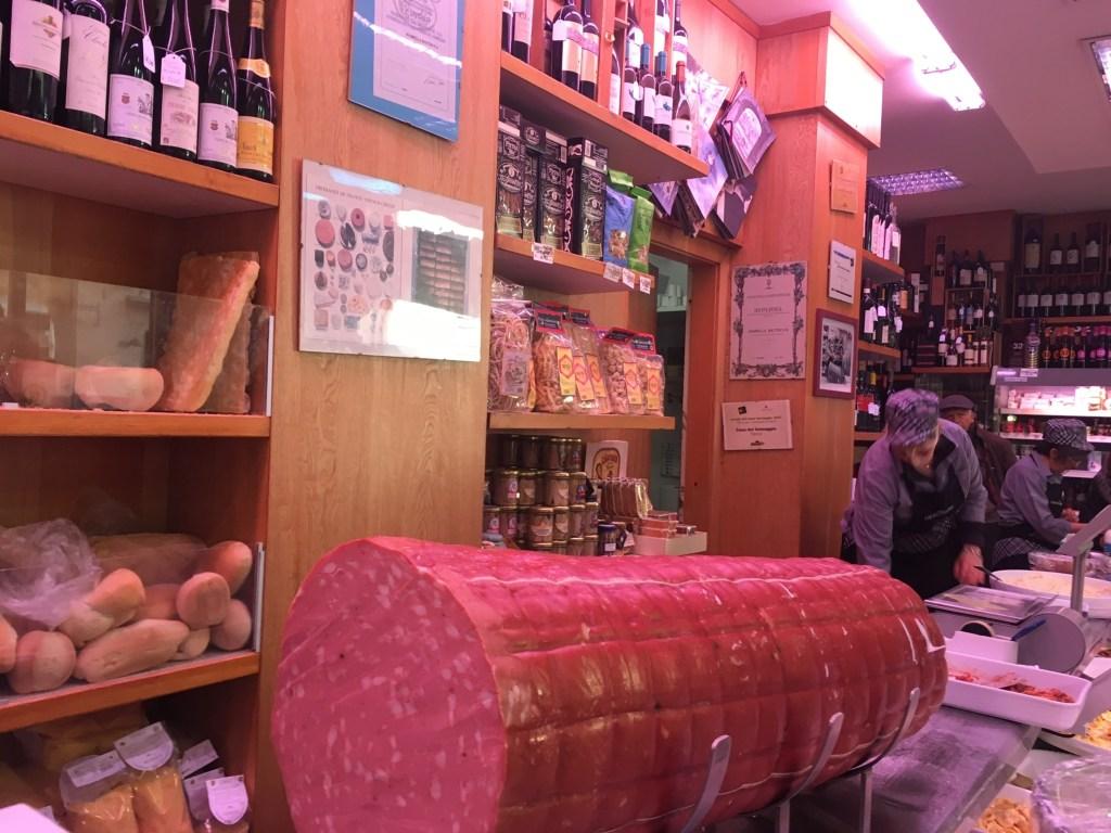 casa del formaggio parma italy