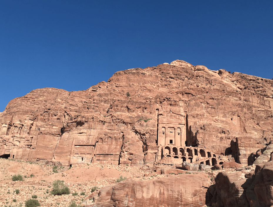 world heritage site jordan
