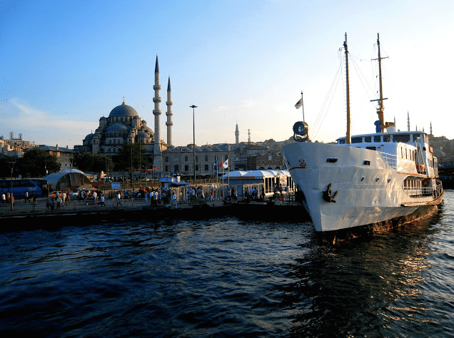 Istanbul is safe to visit