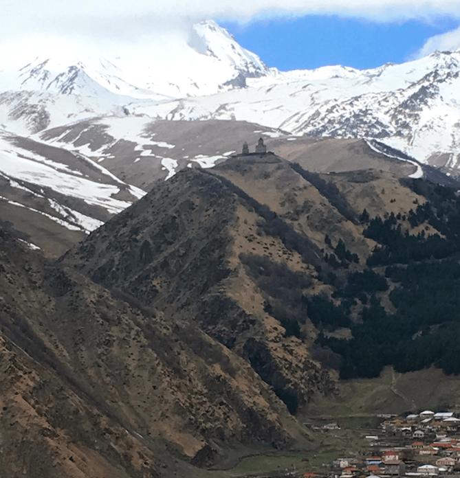 mountain views georgia