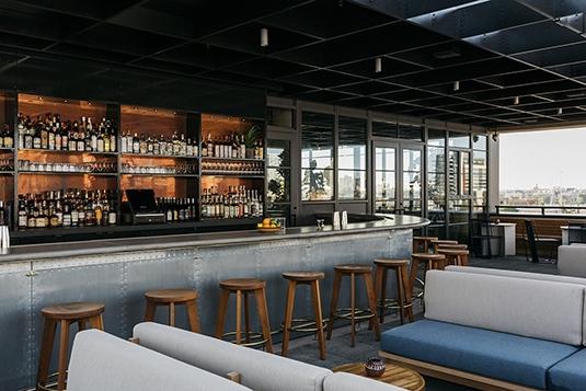 rooftop bar west loop