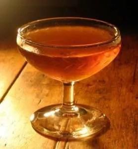 Bronx Cocktail RECIPE