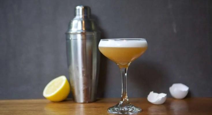 Whiskey Sour ricetta