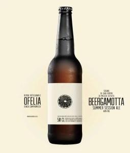 birra ofelia bergamotta