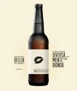 birra ofelia diversamente bionda