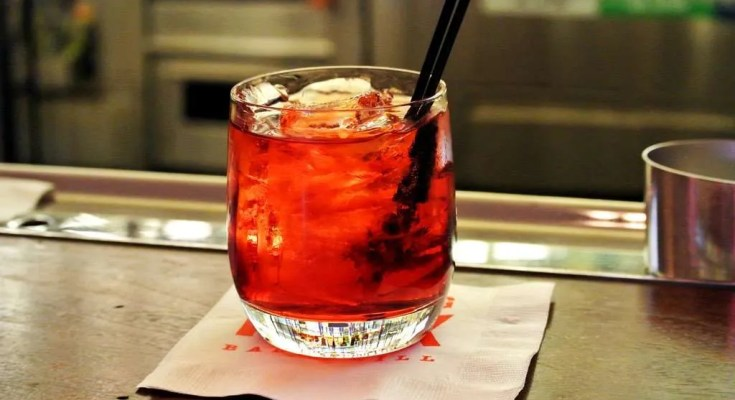 Bitter Cocktails Aperitif Recipe