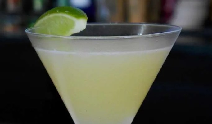 Daiquiri Cocktail Recipe IBA