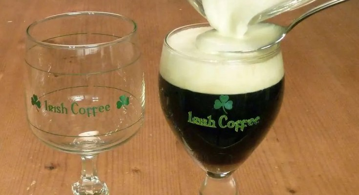 Irish Coffee Cocktail Recipe IBA