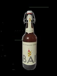 Birra Artigianale BAI Ale Doppio Malto Chiara