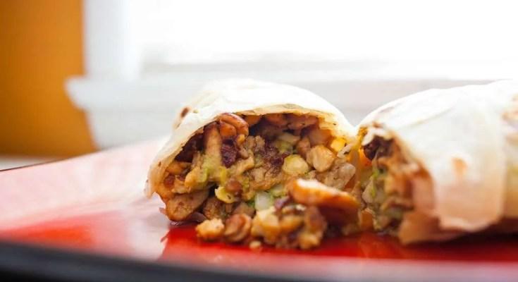 Burritos Farciti al Tonno Ricetta
