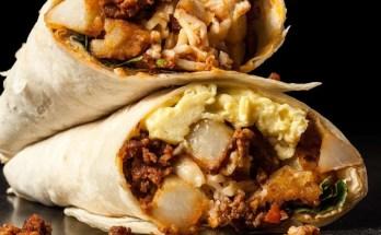 Burritos con Chorizo Ricetta