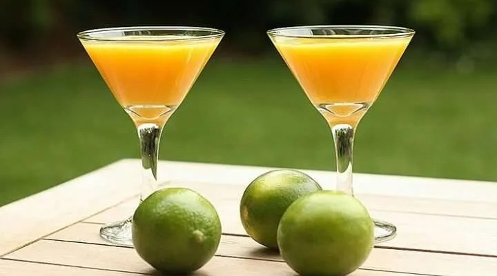 Ricetta Thai Mango Martini Cocktail