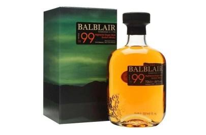 Migliori Scotch Whisky del Mondo Balblair 1999 Best Scotch Whisky in the World