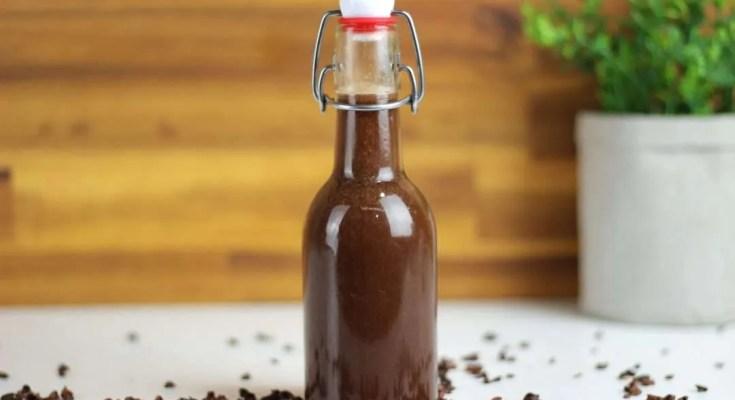 Ricetta liquore al cioccolato