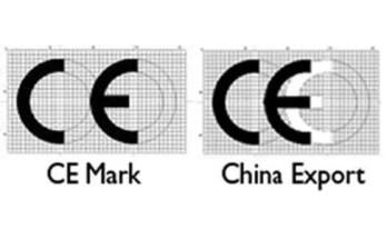 Marchio CE l'imbroglio della Cina
