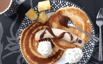 Pancake fatti in casa ricetta