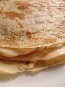 Crespelle impasto base ricetta