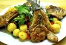 Carré di agnello alle erbe aromatiche ricetta