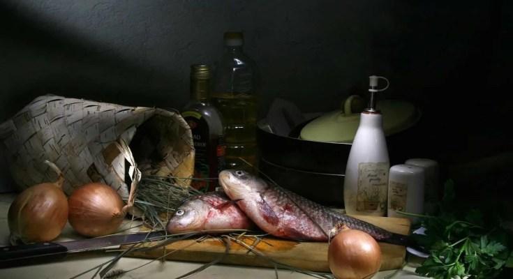 Cefalo al forno ricetta