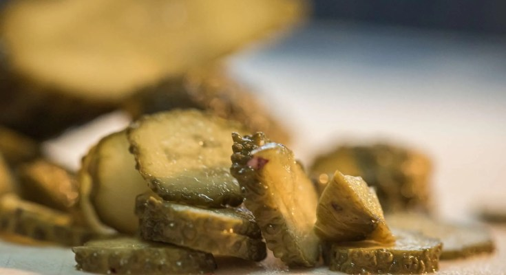 Cetriolini sotto aceto ricetta