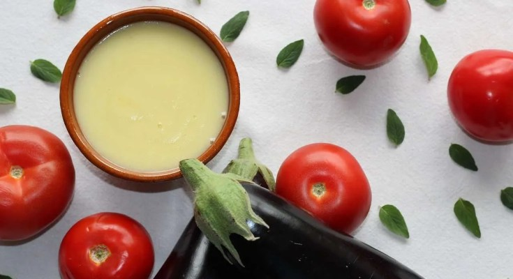 Crema alle melanzane ricetta