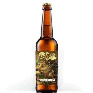 Lucky Brews birra artigianale Winternest