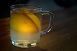 Claret vino e limoni ricetta