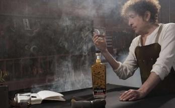 Bob Dylan e il suo whisky