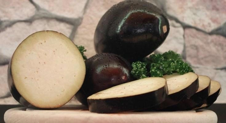 Melanzane al naturale in vasetto ricetta