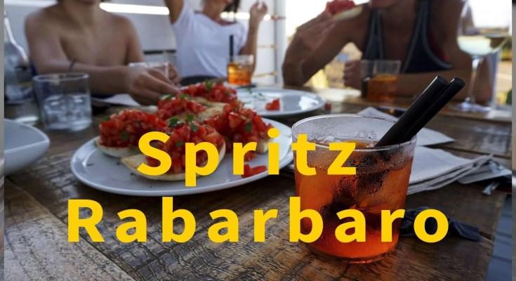Spritz Rabarbaro ricetta