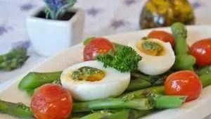 Condimento agli asparagi ricetta