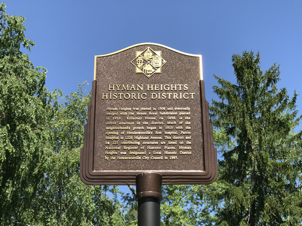 Hyman Heights Historic District