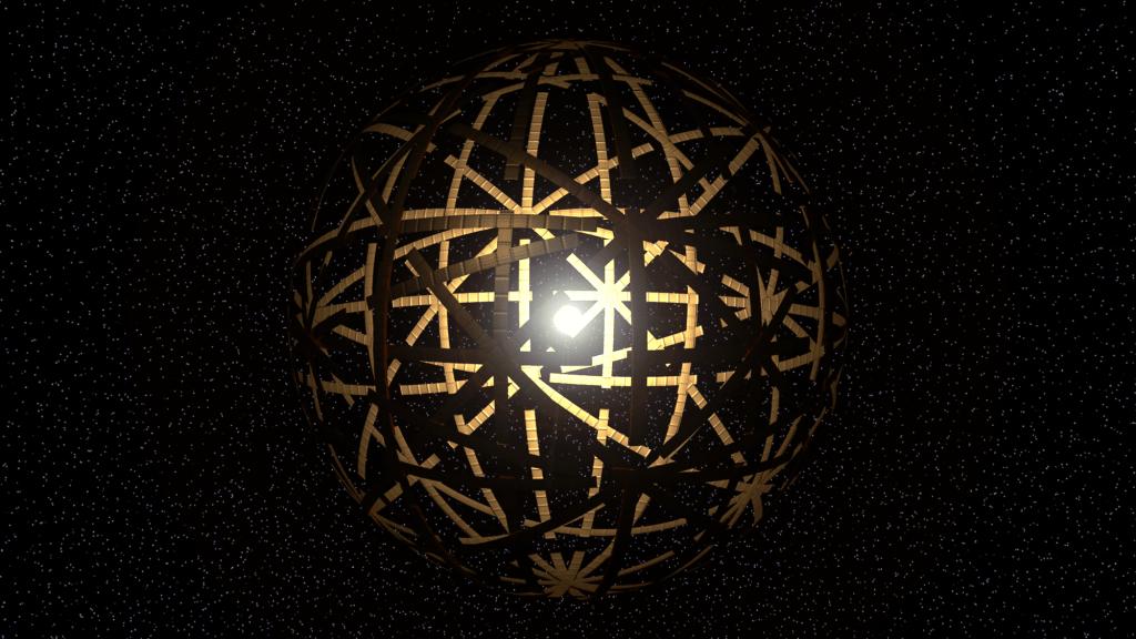 Hipotéticas estruturas de Dyson poderiam maximizar a coleta de energia a partir de uma estrela