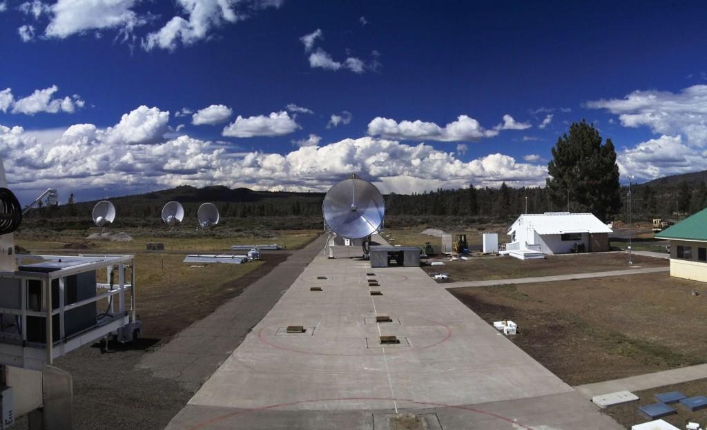 Hat Creek Observatório,, onde o ATA está localizado
