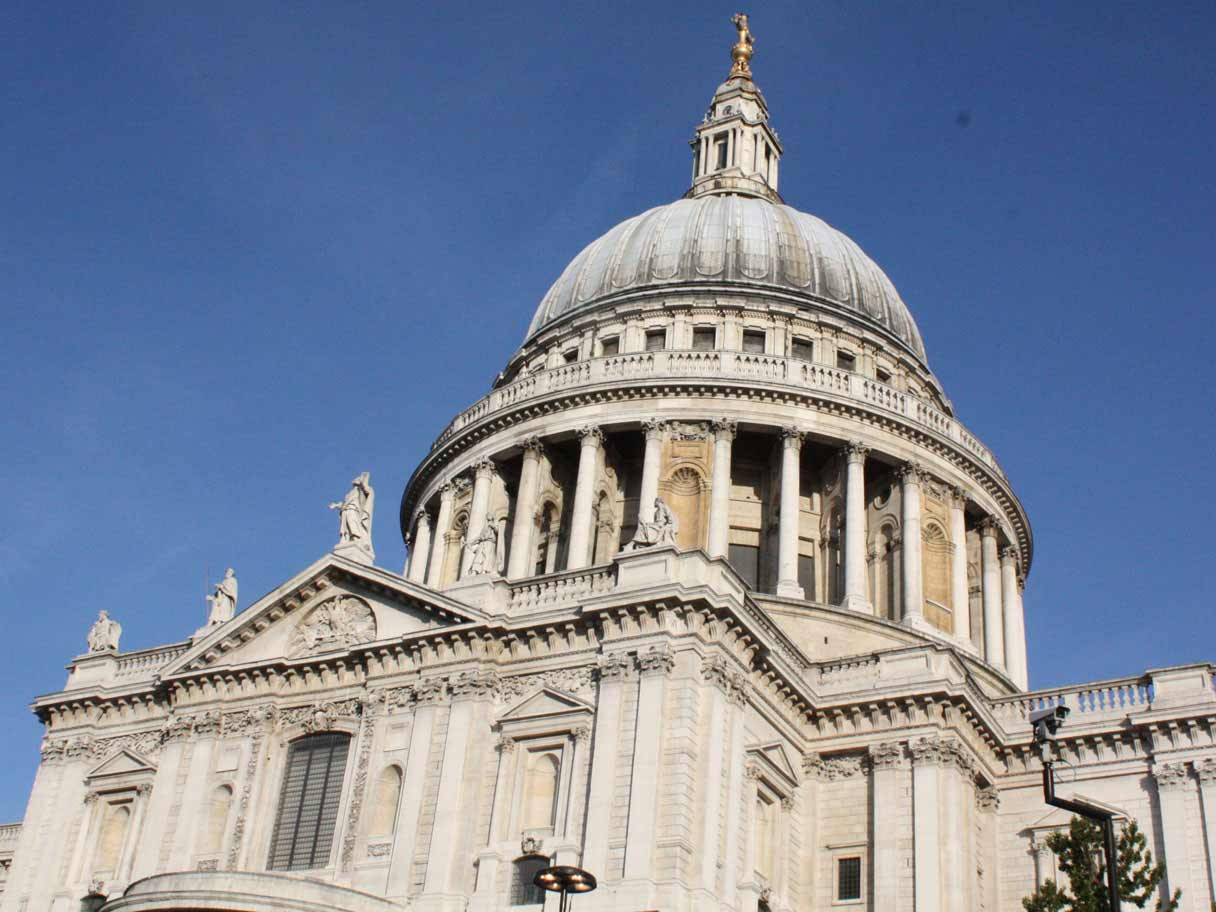 Things To Do In London St Pauls With Curious About London