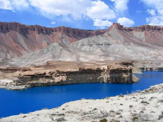 Band E Amir Lakes